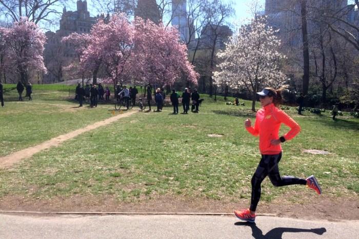 Running Central Park in NYC (RunKarlaRun.com)