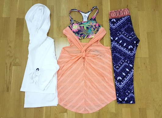CardioGlow Fit Fashion Giveaway