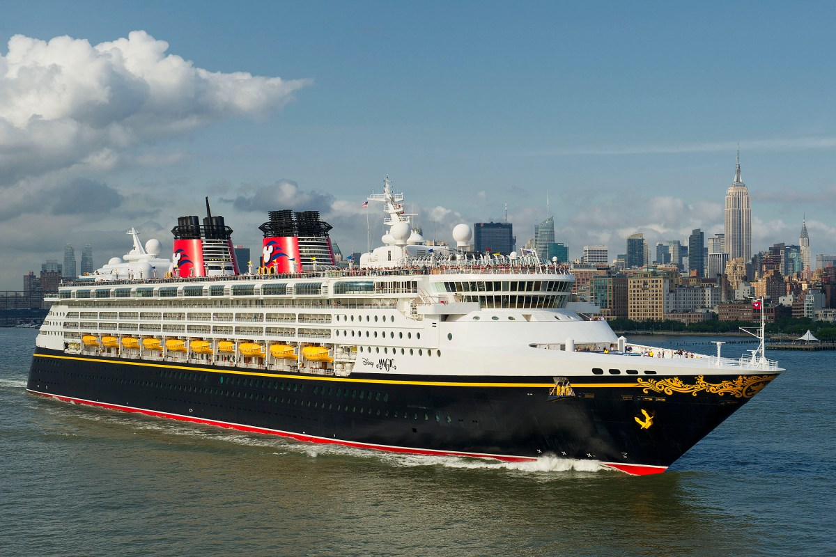 A Disney Cruise Bachelorette Weekend
