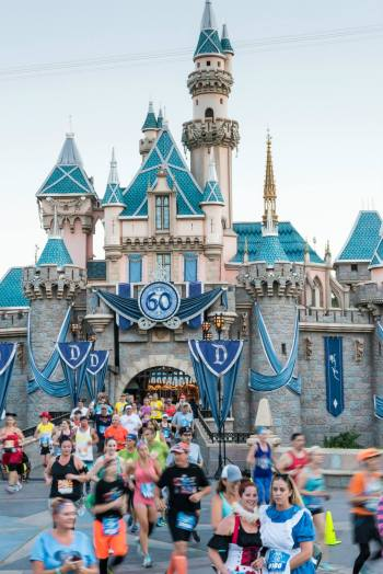 Disneyland Half Marathon 2016 By The Numbers