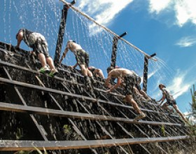 warrior dash valladolid
