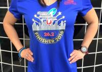 playera maraton houston 2016
