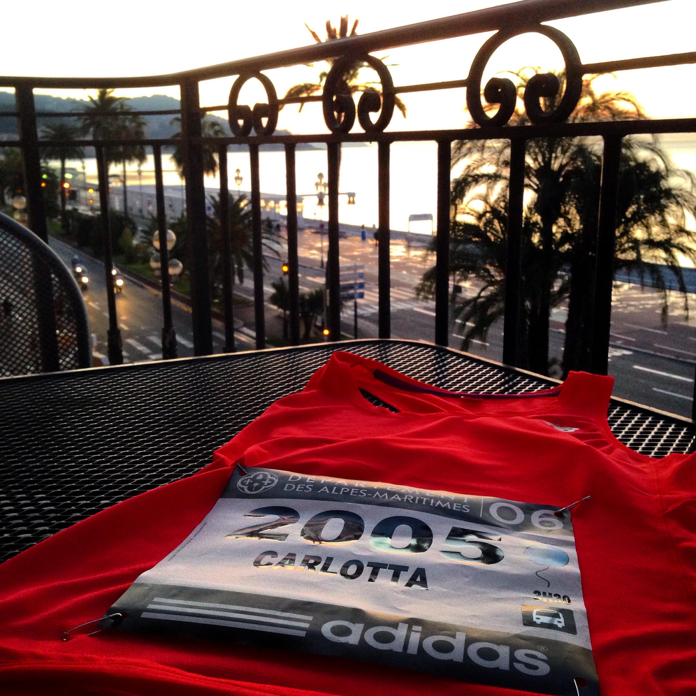 La Maratona della Vita: Marathon des Alpes Maritimes