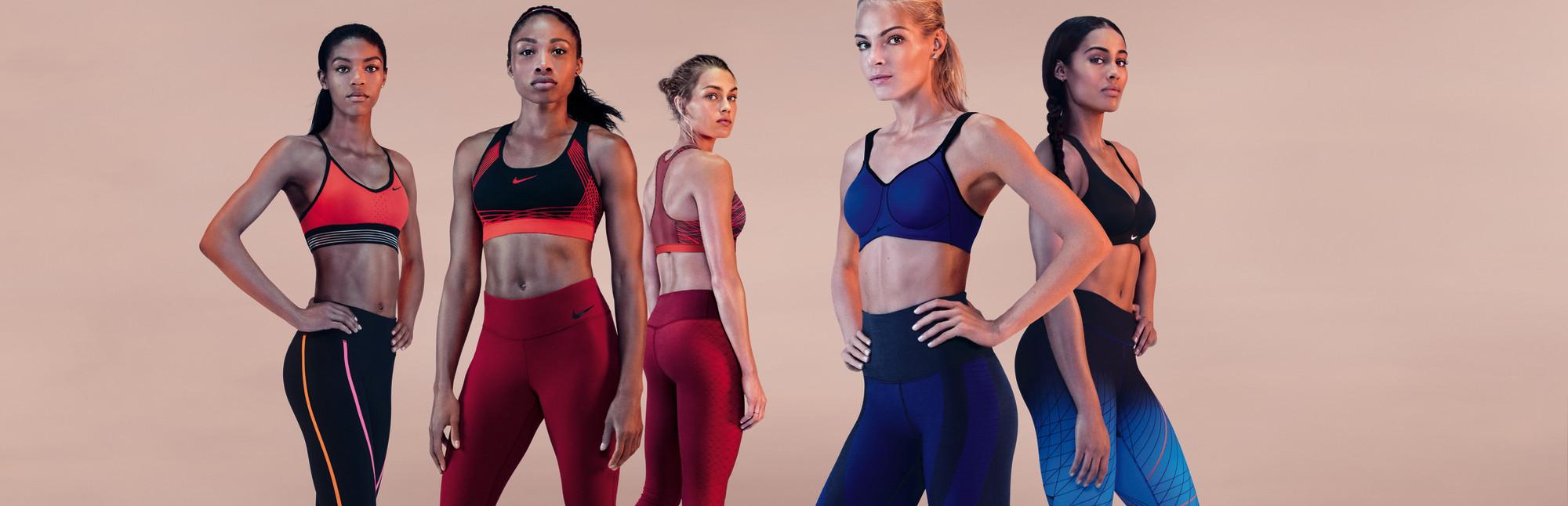 NEWS! Nike lancia la nuova PRO Bra Collection