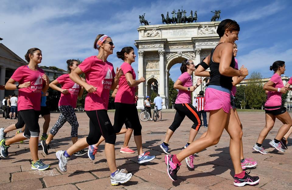 Correre sicure è un diritto: con Run4Me a Milano