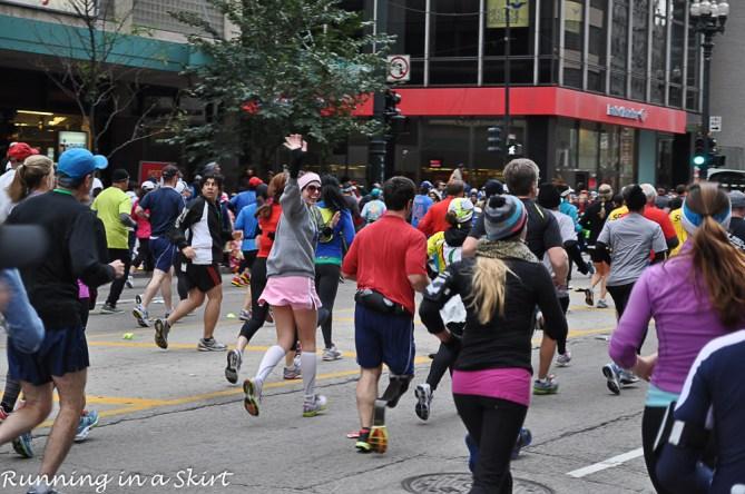 Chicago Marathon 2012-16
