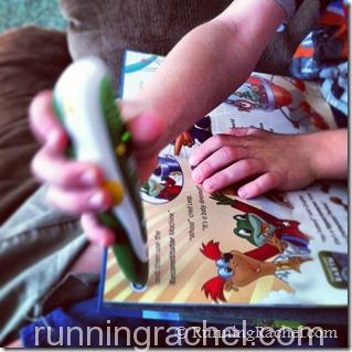 leapfrog reading tag