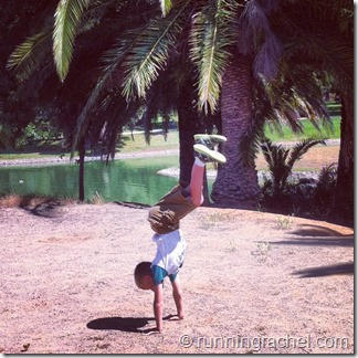 handstand friday
