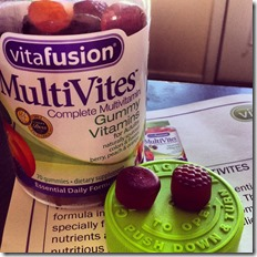 vitafusion multivites #healthytastesgood