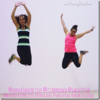 lorna jane, move nourish believe, challenge, sweat pink, fitapproach, #movenourishbelieve, #LornaJane, #sweatpink #MNBChallenge, workout with a friend