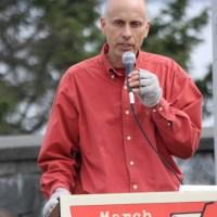 March Against Monsanto, Sitka, Alaska, Brett Wilcox