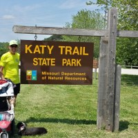 Thank Goodness for Missouri's Katy Trail!
