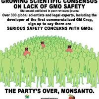 GMOs: Public Opinion vs. Corporate Science