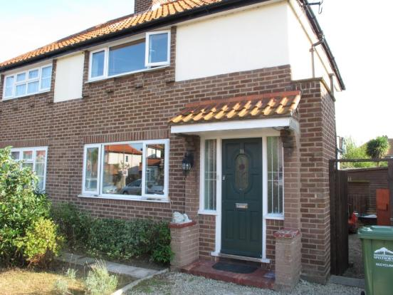 2 Bedroom Semi-Detached House, Staines
