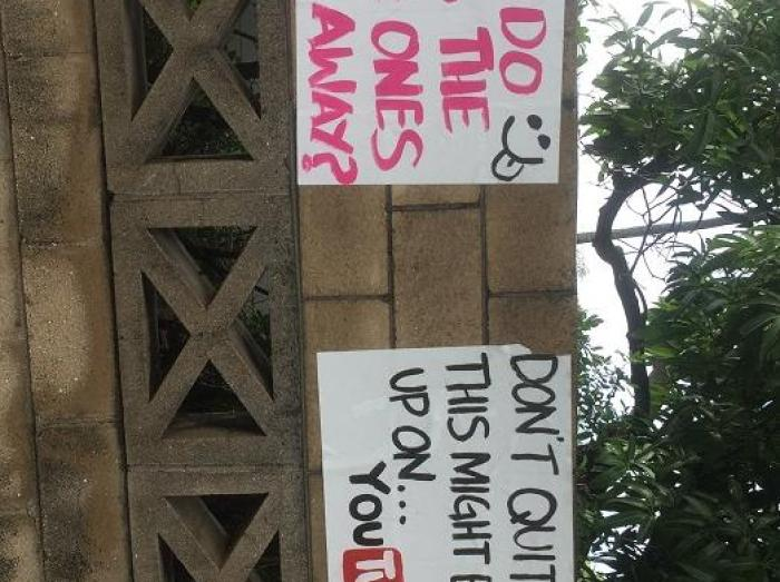 funny marathon race signs - click for 50 more ideas