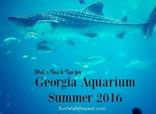 Georgia Aquarium Tips