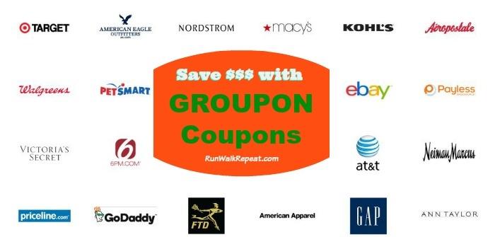 My groupon coupons