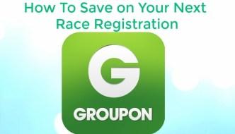 Groupon Race Registration