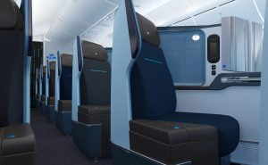 KLM's Cirrus implementation resembles Cathay Pacific's