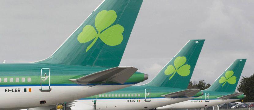 Air Contractors 757s operating for Aer Lingus on east coast flights - photo via Air Contractors