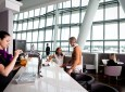 London Heathrow Terminal 5 Aspire lounge 1