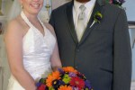 One of my favorite wedding photos by Donnert Photography!  The smile from Redbeard is rare.