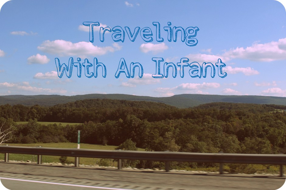 Traveling With An Infant Main Image2