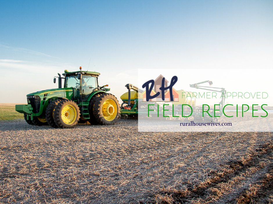 Farmer Approved Field recipes