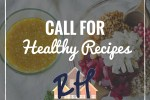 Call for Healthy Recipes - Rural Housewives