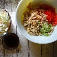 Asian Cashew Turkey Salad | ALDI Fresh