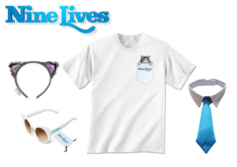 Nine Lives Prize Pack Giveaway #NineLives
