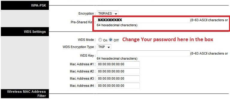 How to Change MTNL WiFi Password - 5