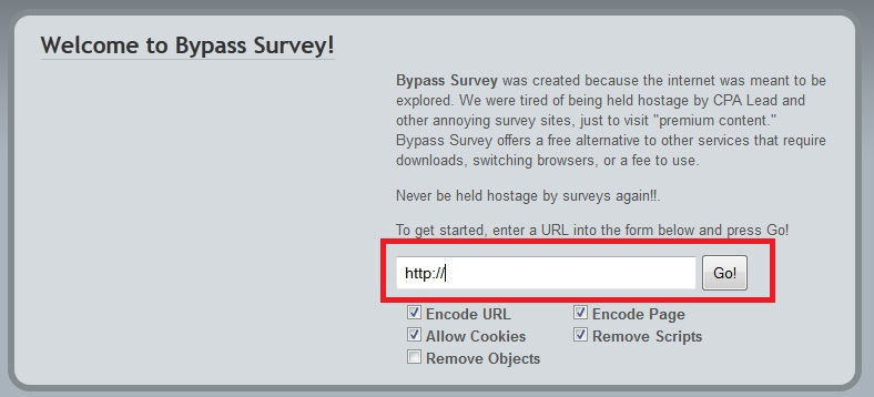 How To Remove Survey To Download Files