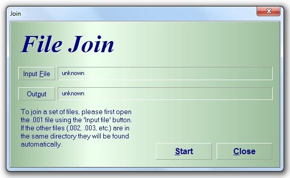 How to Merge .mkv files - HJSplit