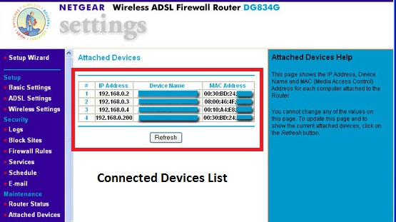How to find who is using my WiFI Wireless Network