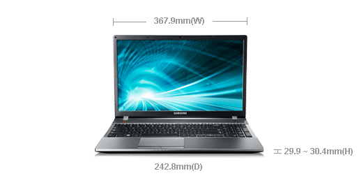 Samsung NP550P5C-S05IN Review