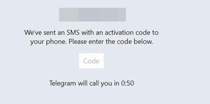 Telegram for PC Free download - Step 3