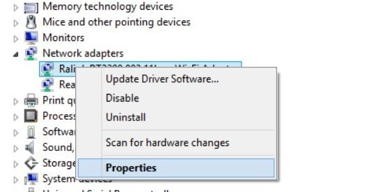 HP Envy Ralink RT3290 WiFi Problems - 1