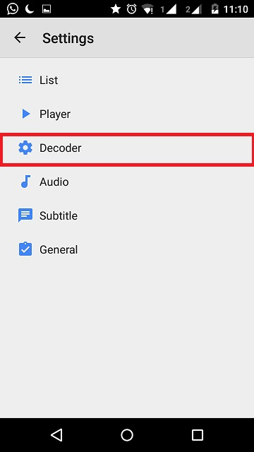 MX Player Error AC3 Not Supported Fix for Android - 2