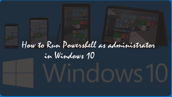 how to change administrator information in windows 10