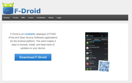 Best Free Paid Android Apps Market 2016 - F-Droid