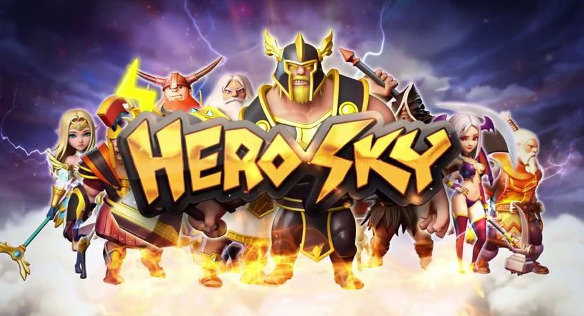 Download Hero SKY MOD APK For Android
