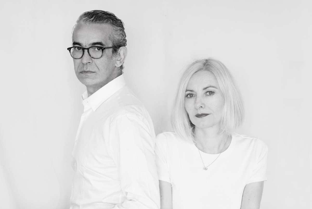 Daniel Pallas and Véronique Bousquet. PHOTOGRAPHY Noel Manalili.
