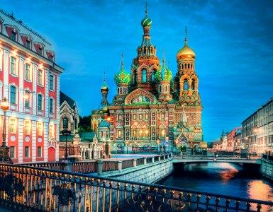5. dan u St. Petersburgu