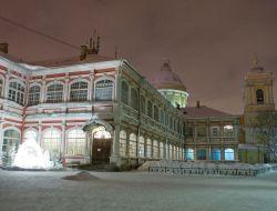 Manastir Aleksandra Nevskog, Sankt Peterburg