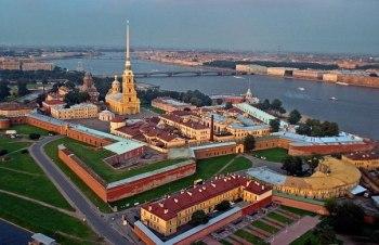 petropavlovskaja utvrda