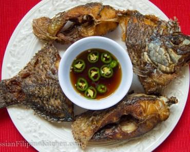 Filipino Tortang Sardinas Canned Sardines Fritters
