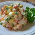 Russian Crab and Corn Salad 00
