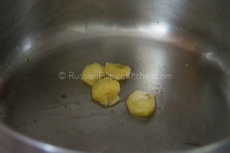 Tilapia in Coconut Milk (Ginataang Tilapia) 06