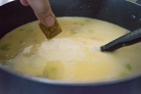 Chicken Sopas Filipino-Style (Creamy Chicken Macaroni Soup) 10